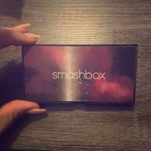 Smashbox cover shot golden hour eye palette